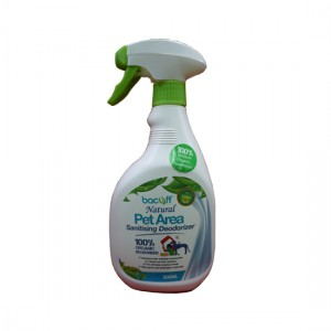 bacoff- pet area sanitising